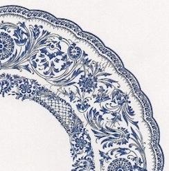 Fine China Patterns elena vladimir baranoff - original fine china pattern designs